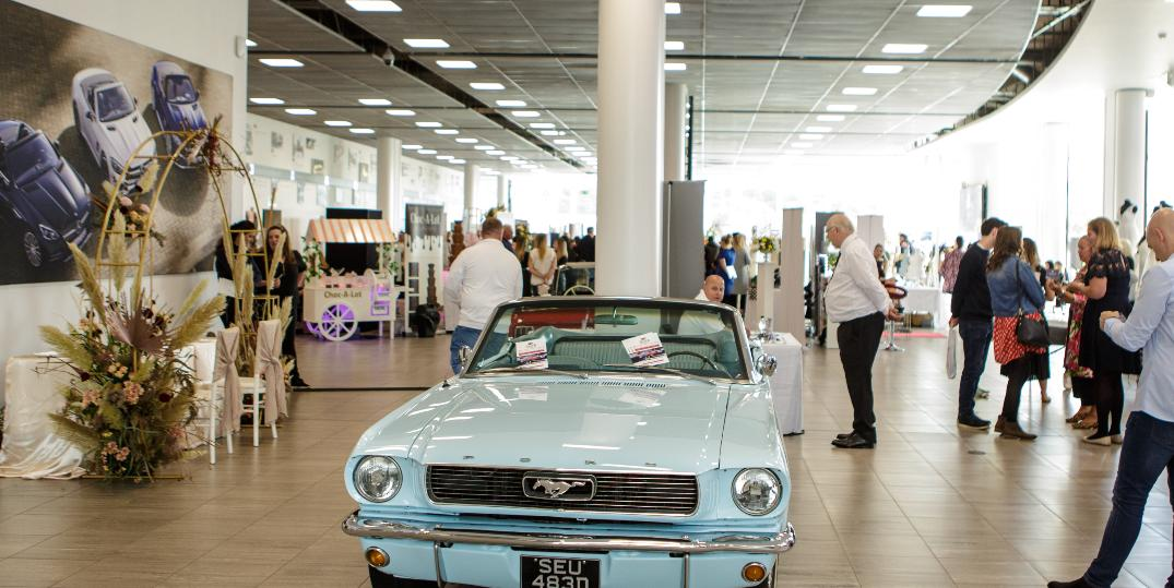Image 7: Signature Wedding Show - Mercedes-Benz World