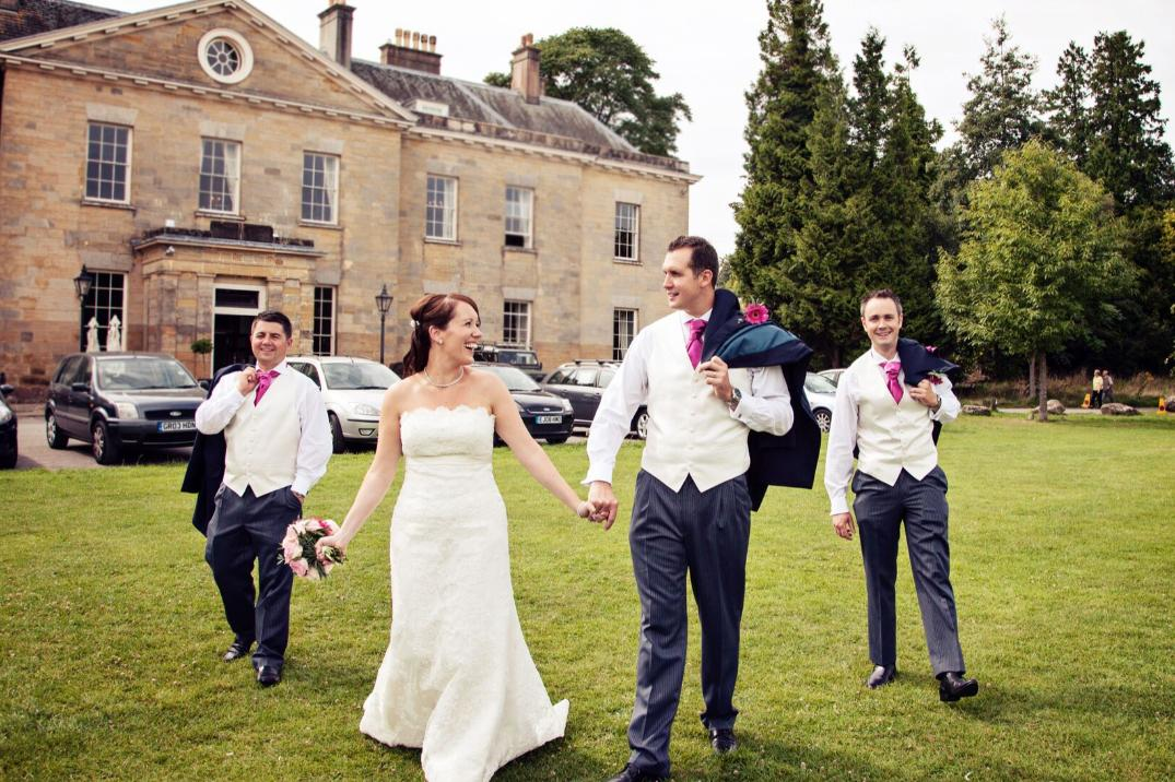 Image 4: Stanmer House Wedding Show