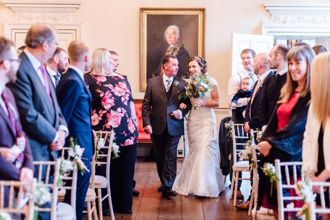 Image 6: Stanmer House Wedding Show