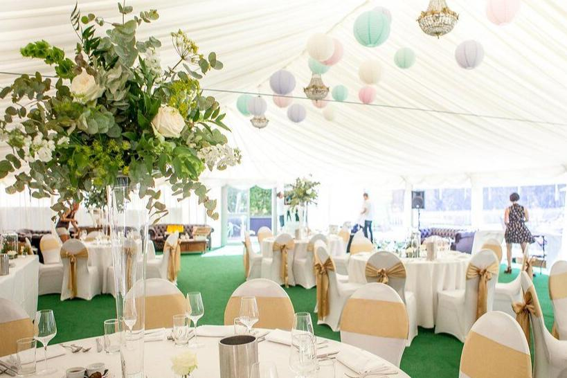 Image 9: Stanmer House Wedding Show