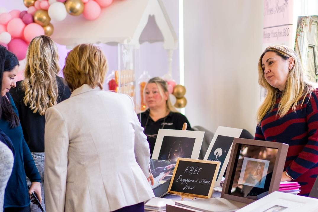 Image 9: Signature Wedding Show at Ascot Racecourse