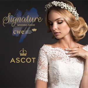 Signature Wedding Show at Ascot Racecourse