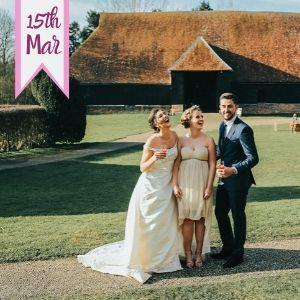 Cressing Temple Wedding Show