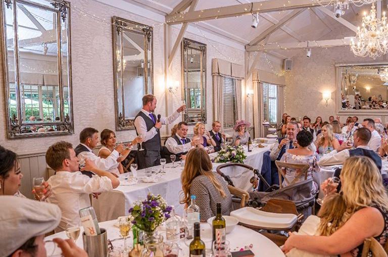 Image 3: Ravenwood Hall Hotel Wedding Show
