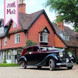 Ravenwood Hall Hotel Wedding Show