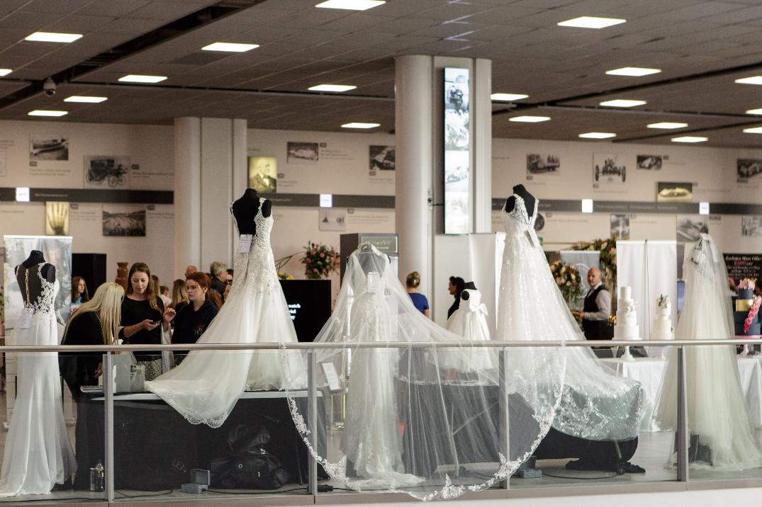 Image 1: Signature Wedding Show - Mercedes-Benz World