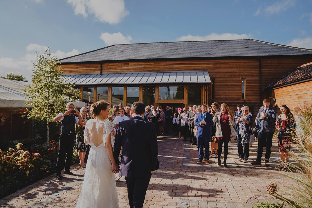 Image 1: Bressingham Hall & High Barn Wedding Show