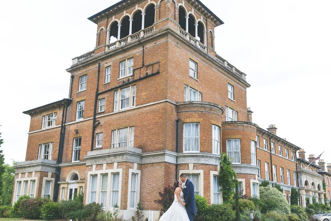 Image 5: Oatlands Park Hotel Wedding Show