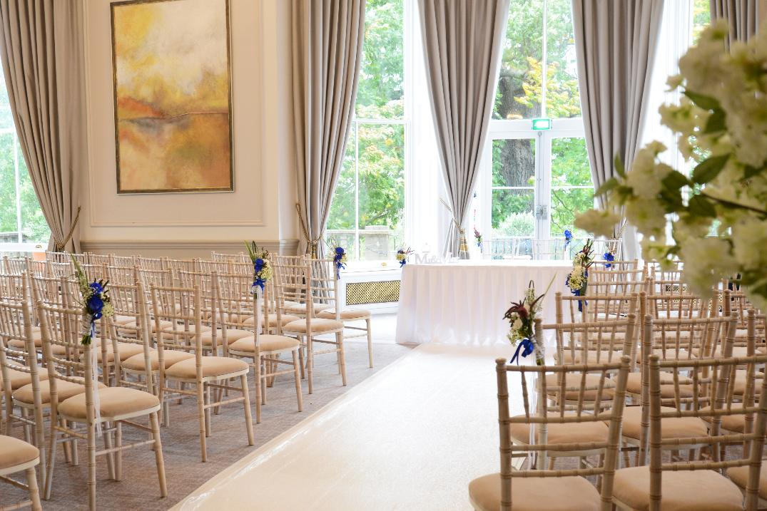9: Oatlands Park Hotel Wedding Show