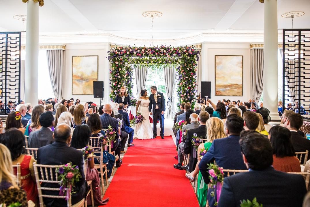 10: Oatlands Park Hotel Wedding Show