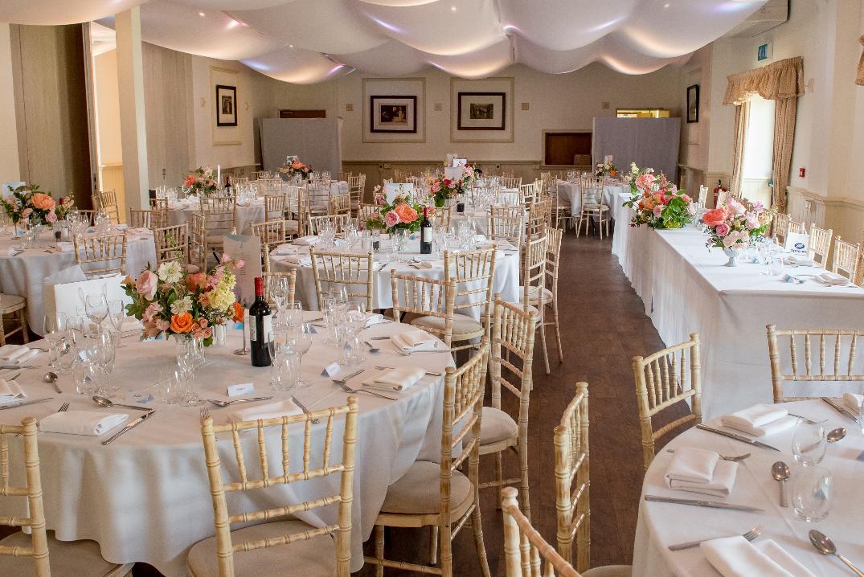 Image 1: Clock Barn Hall Wedding Show