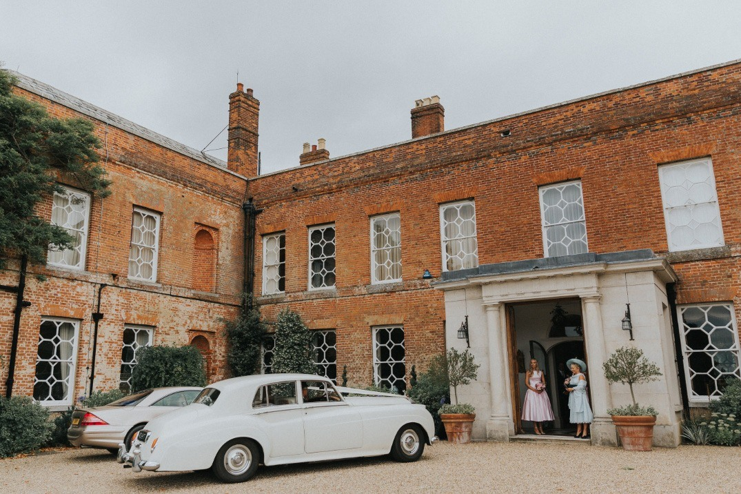 Image 1: Braxted Park Wedding Show