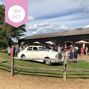 Clock Barn Hall Wedding Show