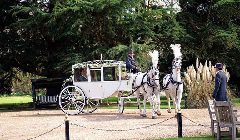 Image 1: Ravenwood Hall Hotel Wedding Show