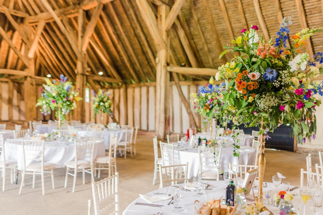 Image 2: Cressing Temple Wedding Show