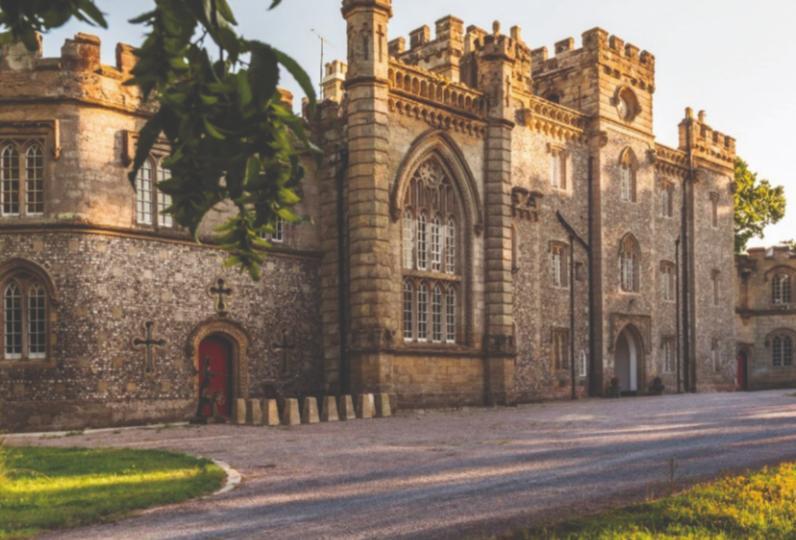 Image 1: Castle Goring Wedding Show