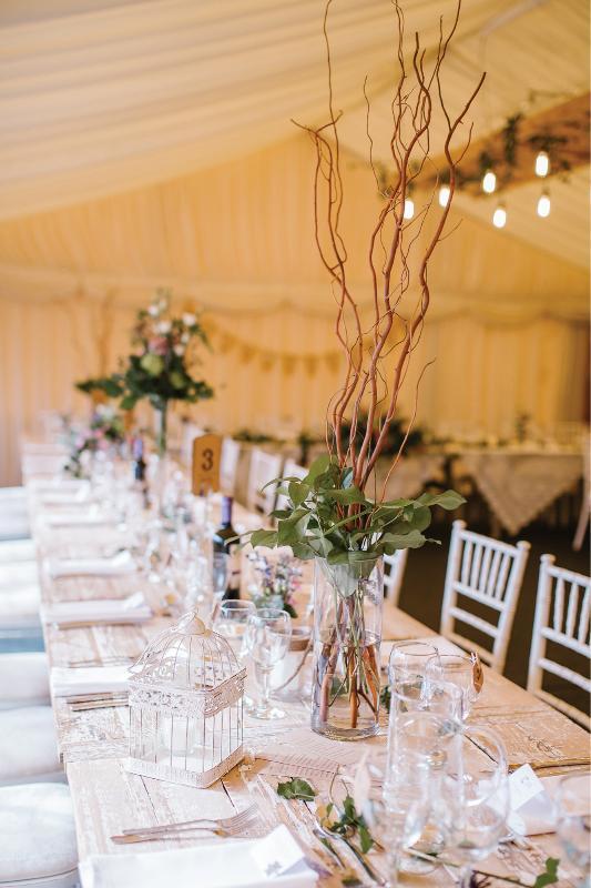 Image 3: Bressingham Hall & High Barn Wedding Show