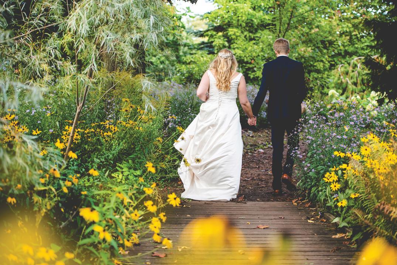 Image 2: Bressingham Hall & High Barn Wedding Show