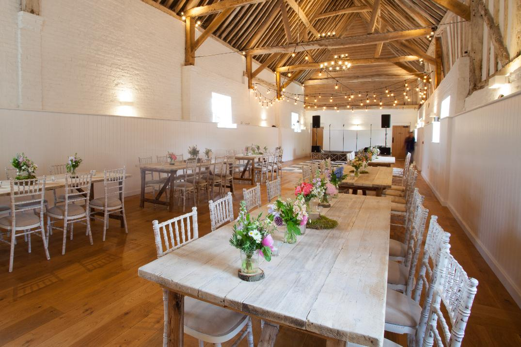 Image 4: The Barn at Alswick Wedding Show