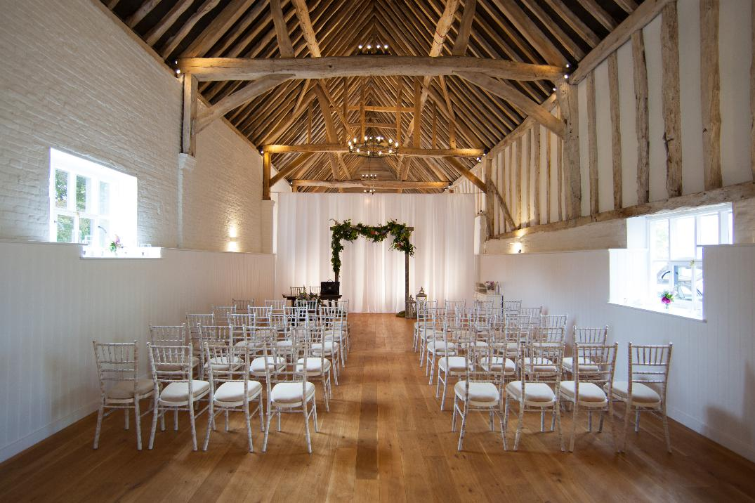 Image 6: The Barn at Alswick Wedding Show