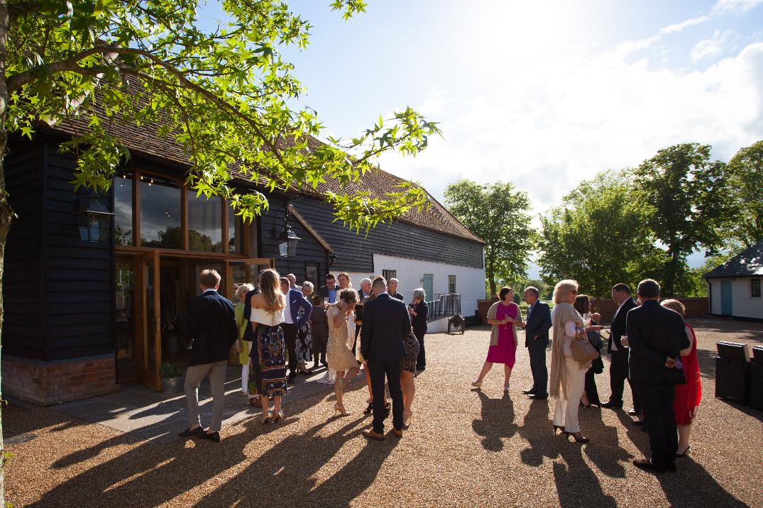 Image 9: The Barn at Alswick Wedding Show