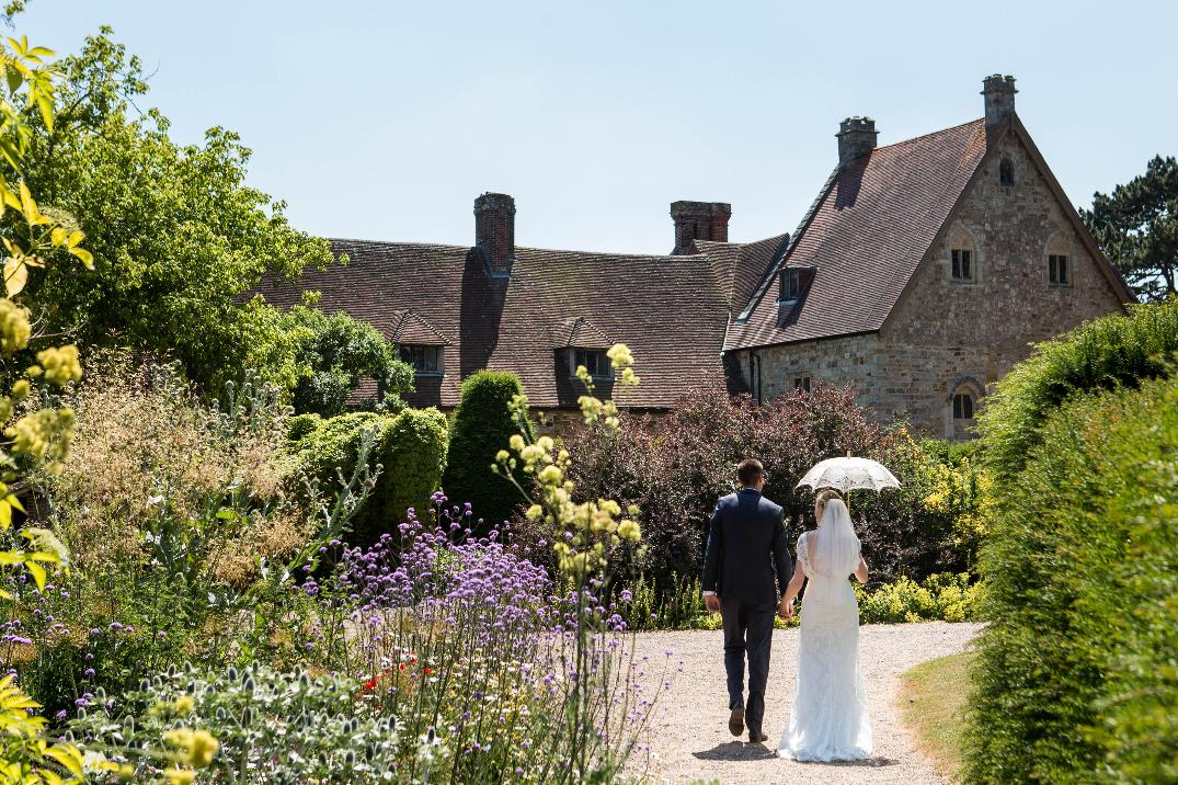 Image 2: Michelham Priory Wedding Show