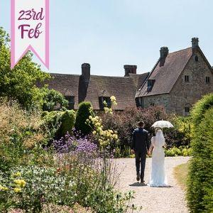 Michelham Priory Wedding Show