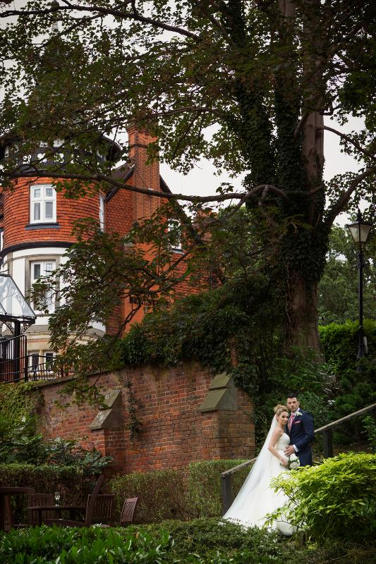 Image 2: Macdonald Berystede Hotel & Spa Wedding Show