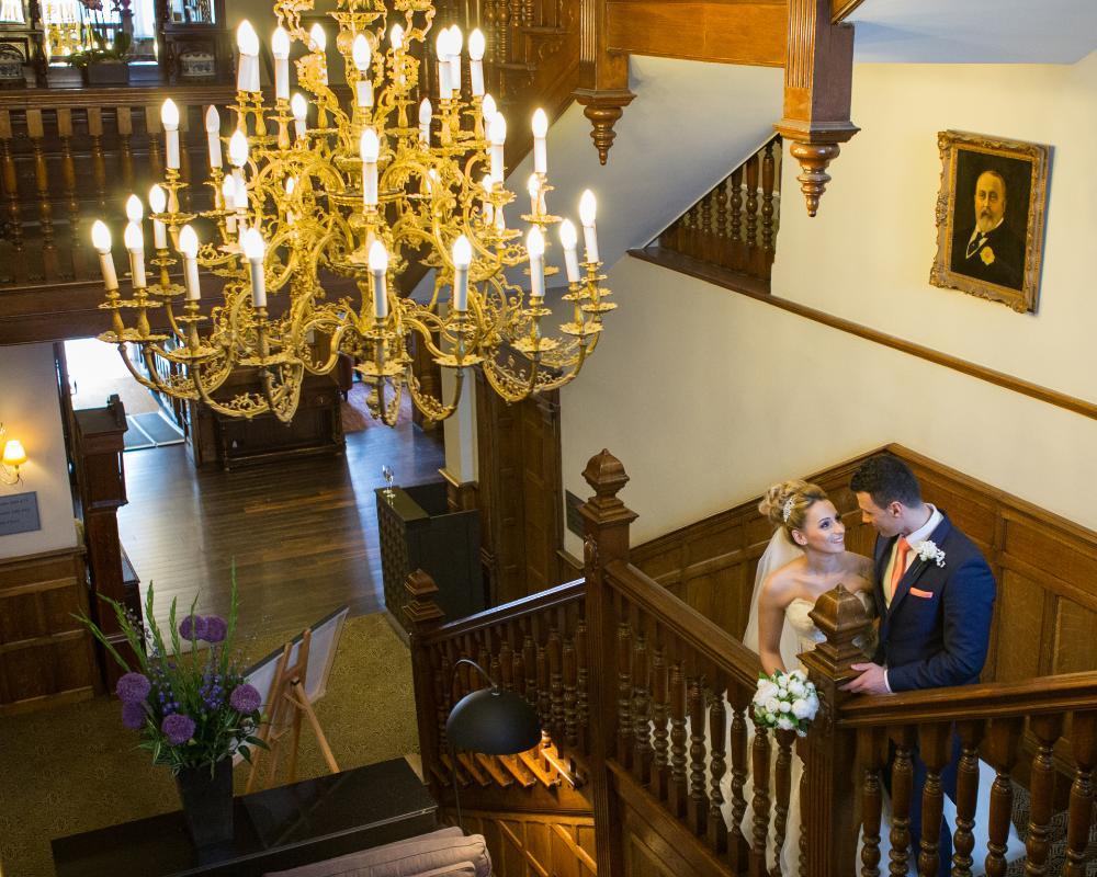 Image 3: Macdonald Berystede Hotel & Spa Wedding Show