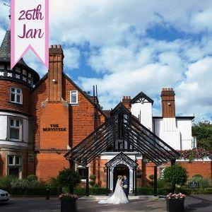 Macdonald Berystede Hotel & Spa Wedding Show