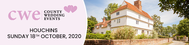 Register now for this Essex wedding show in Coggeshall