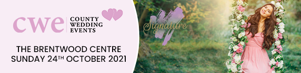 Register for Signature Wedding Show - The Brentwood Centre