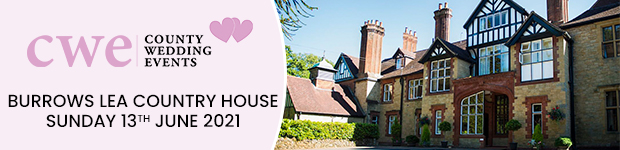 Register for Burrows Lea Country House Wedding Show