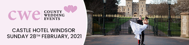 Register now for this Berkshire wedding show in Windsor