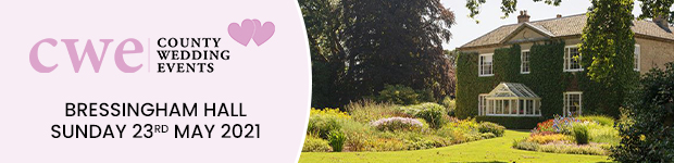 Register for Bressingham Hall & High Barn Wedding Show