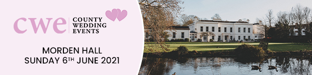 Register for Morden Hall Wedding Show