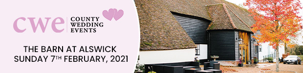 Register now for this Hertfordshire wedding show in Buntingford