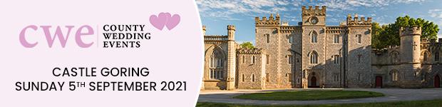 Register for Castle Goring Wedding Show