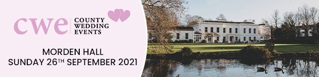 Register for Morden Hall Wedding Show