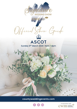 Previous Signature Wedding Show at Ascot Racecourse Show Guide